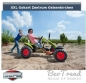 Mobile Preview: BERG Gokart Claas BFR AKTION kostenloser Soziussitz