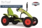 Mobile Preview: BERG Gokart Claas BFR-3 Gänge Traktor