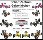 Preview: Gokart LED Kurvenlicht SPEZIAL 2xFront PitchBlack DESIGN