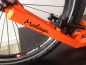 Preview: MIBO Malaga Tretroller 26/20 Zoll orange