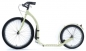 Mobile Preview: Kickbike Cruiser Max Tretroller 26/20 Zoll schwarz