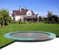Preview: BERG Trampolin FlatGround Champion 430 grau