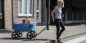 Preview: Beachwagon Lite Bollerwagen faltbar sandbraun