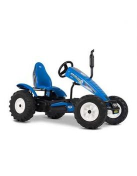 BERG Gokart NEW HOLLAND Elektro-Gokart