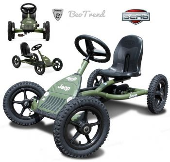 BERG Gokart Junior Buddy Jeep