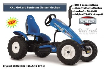 BERG Gokart New Holland BFR-3