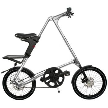 STRIDA SX18Z silver brush