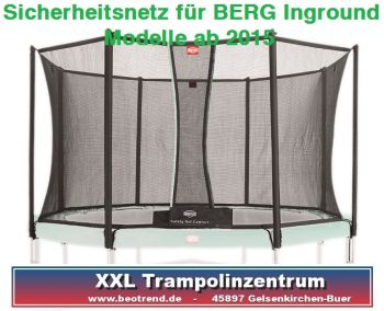 BERG Trampolin Sicherheitsnetz Inground 270