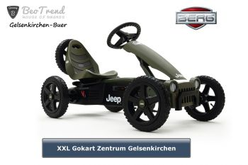 BERG Gokart Jeep Adventure Rally