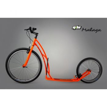 MIBO Malaga Tretroller 26/20 Zoll orange