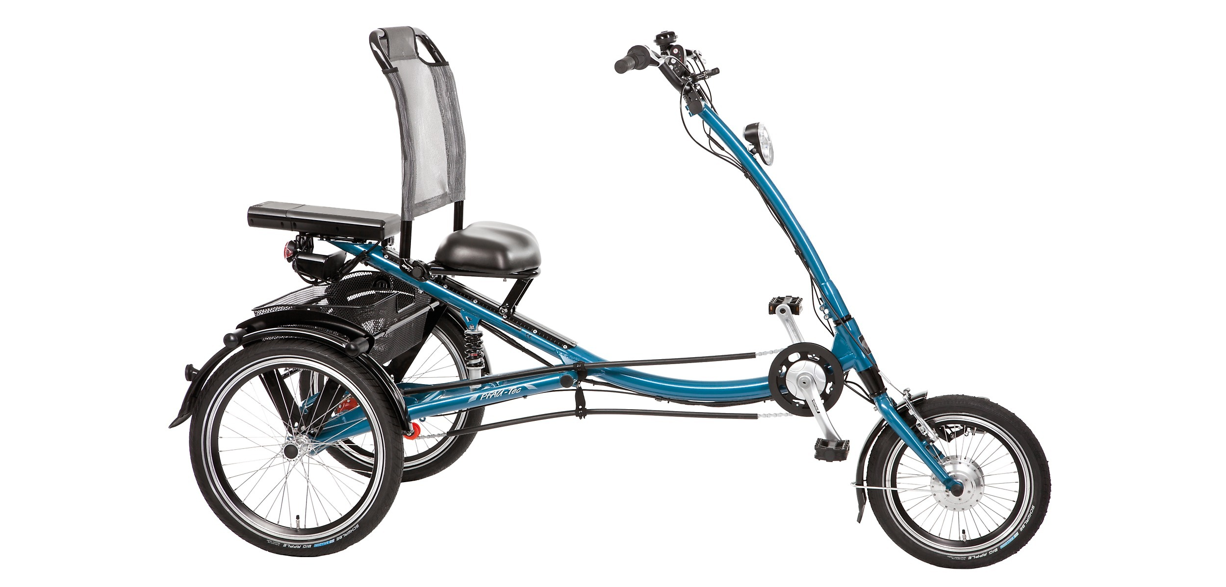 beotrend pfau tec scootertrike elektro dreirad 7 gang r cktritt. Black Bedroom Furniture Sets. Home Design Ideas