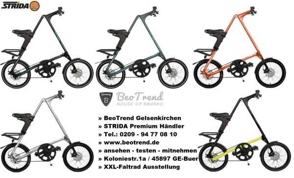 STRIDA SX18Z matt-black