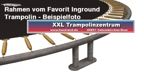 BERG Trampolin Inground Favorit SPORTS 380