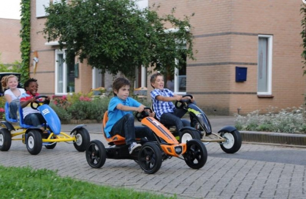 BERG Gokart Rally Orange