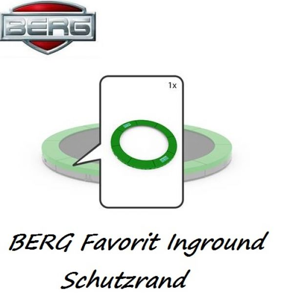BERG Schutzrand Favorit 270cm INGROUND