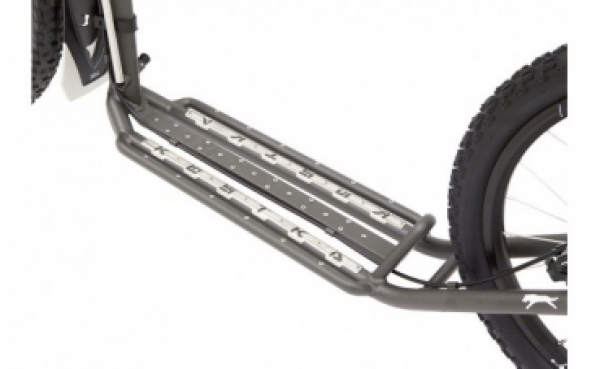 KOSTKA MUSHING PRO Tretroller DISC mystic-grey